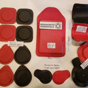 magnets for biomagnetism Dr. Goiz biomagnetic therapy